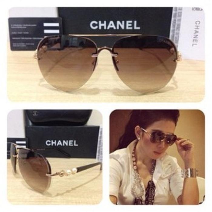Kacamata Wanita   Chanel Syahrini Mutiara + Lensa Anti UV + Box Reslet e5b3afee60