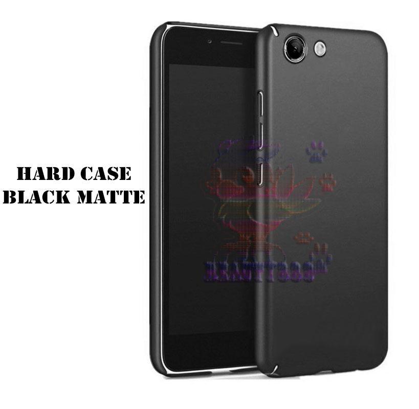 Case Oppo A71 Hard Slim Black Mate Anti Fingerprint Hybrid Case Baby Skin Oppo A71 Baby