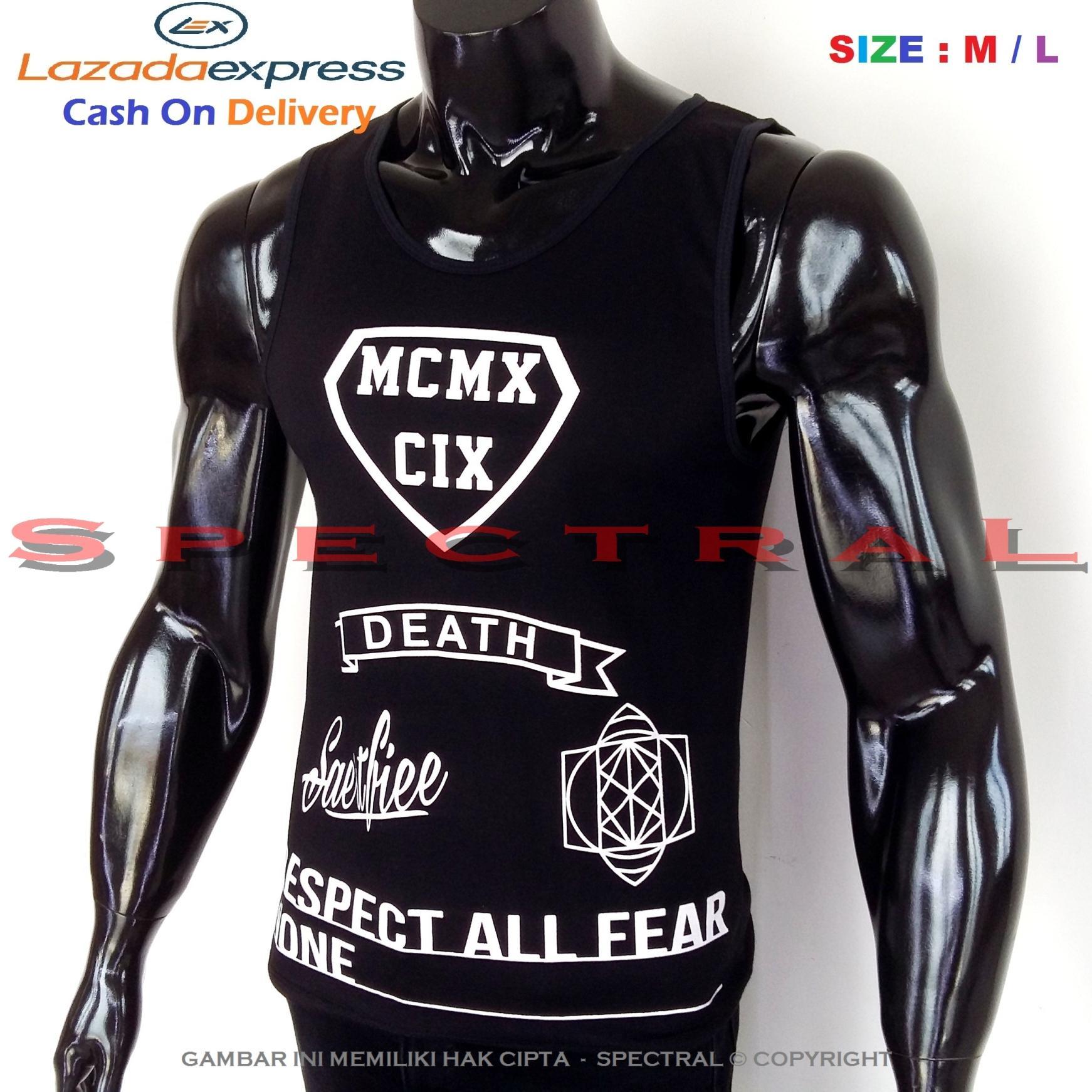 Spectral – Singlet MCMX M / L Soft Cotton Combed 30s