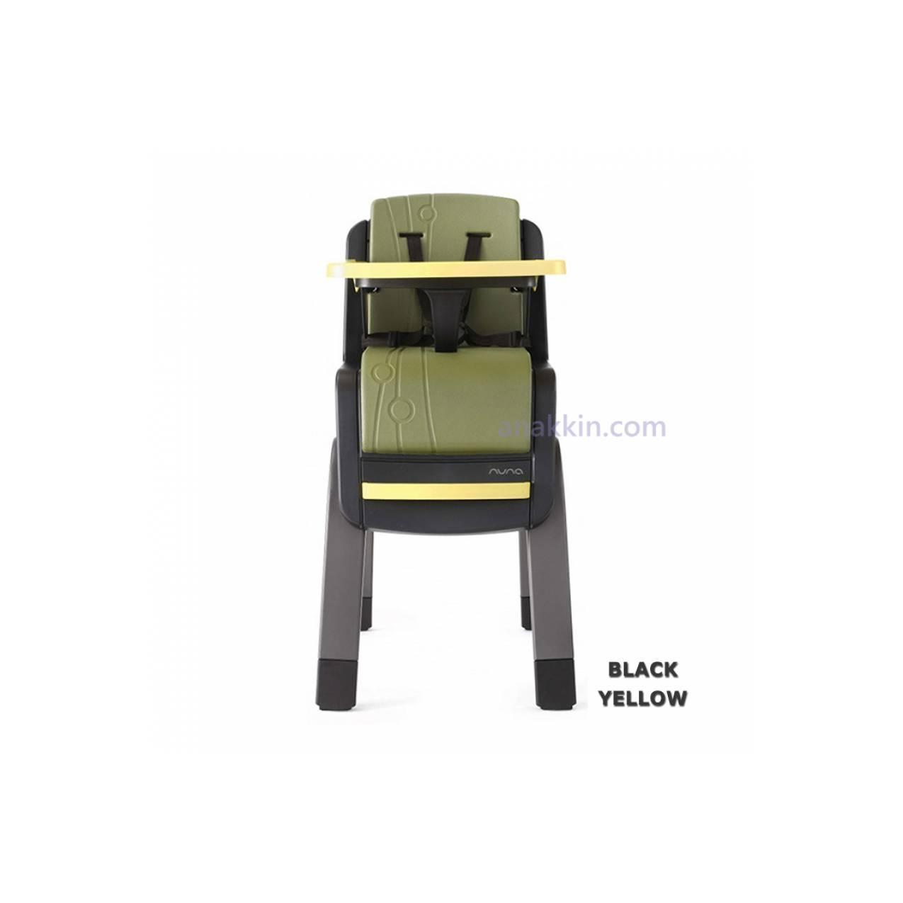 Nuna Zaaz High Chair / kursi anak serba guna / kursi makan bayi murah