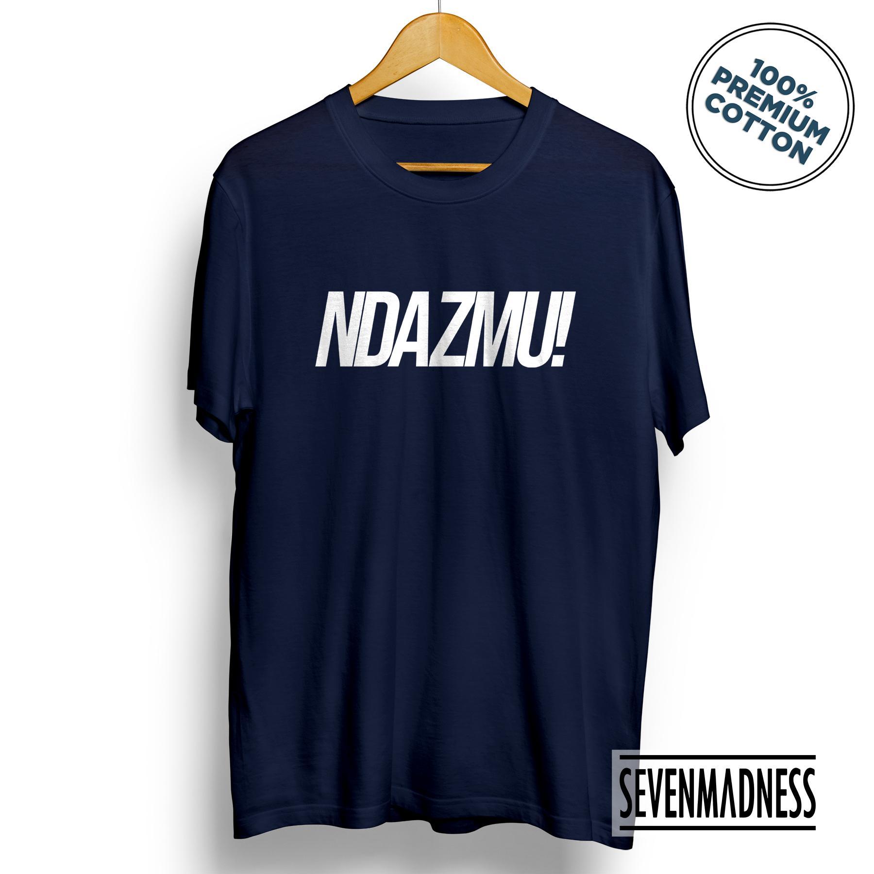 b0b9edb5f69 Sevenmadness - Kaos T-shirt Distro Tshirt Pria   Wanita   Kaos Kata Kata