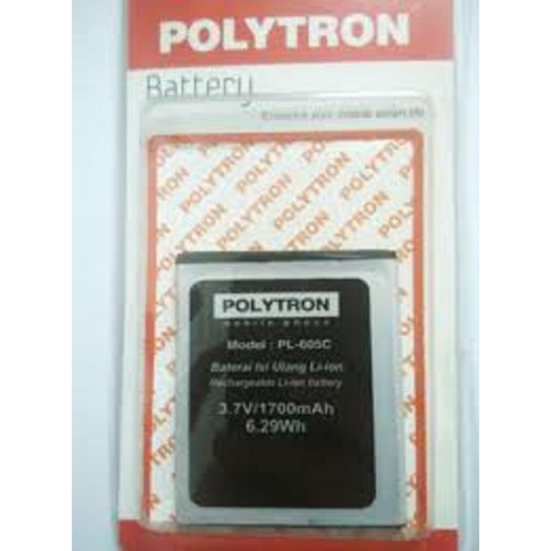 Buy Sell Cheapest Original Baterai Polytron Best Quality Product W1400 Android Battery Batre Rocket Ping Q2352 Pl 605c Pl605c