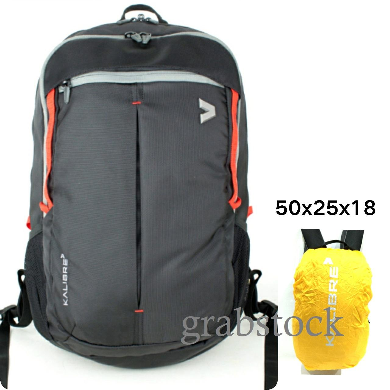 Kalibre Original Tas Ransel Laptop Plus Raincover Backpack Balfour 0ce6aa0c4a