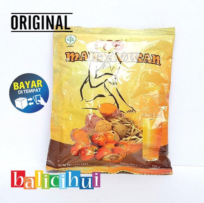 Balicihui Msi Manjavikan Untuk Wanita 1 Sachet 100 % Original By Balicihui.