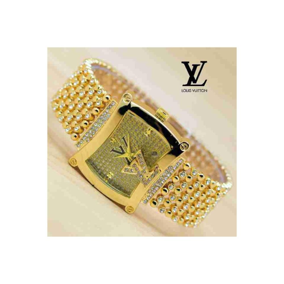 Ini Harga Louis Vuitton 95855 2018 Produk Kintakun Sprei Rumbai Dluxe 180 X 200 B2 King Jam Tangan Wanita Lv Date Chain Strap