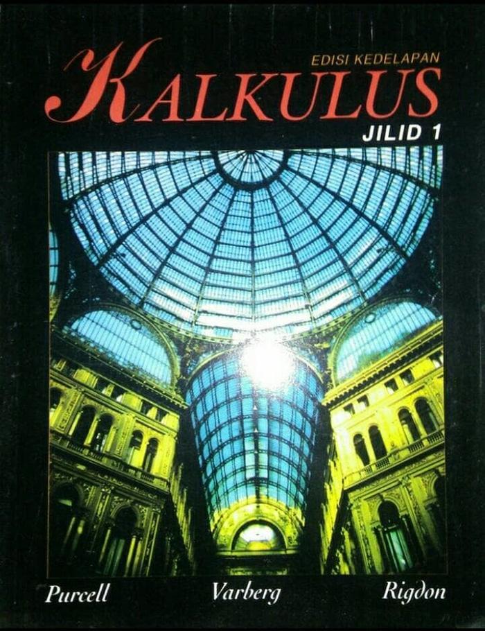 Kalkulus Ed 8 Jld 1