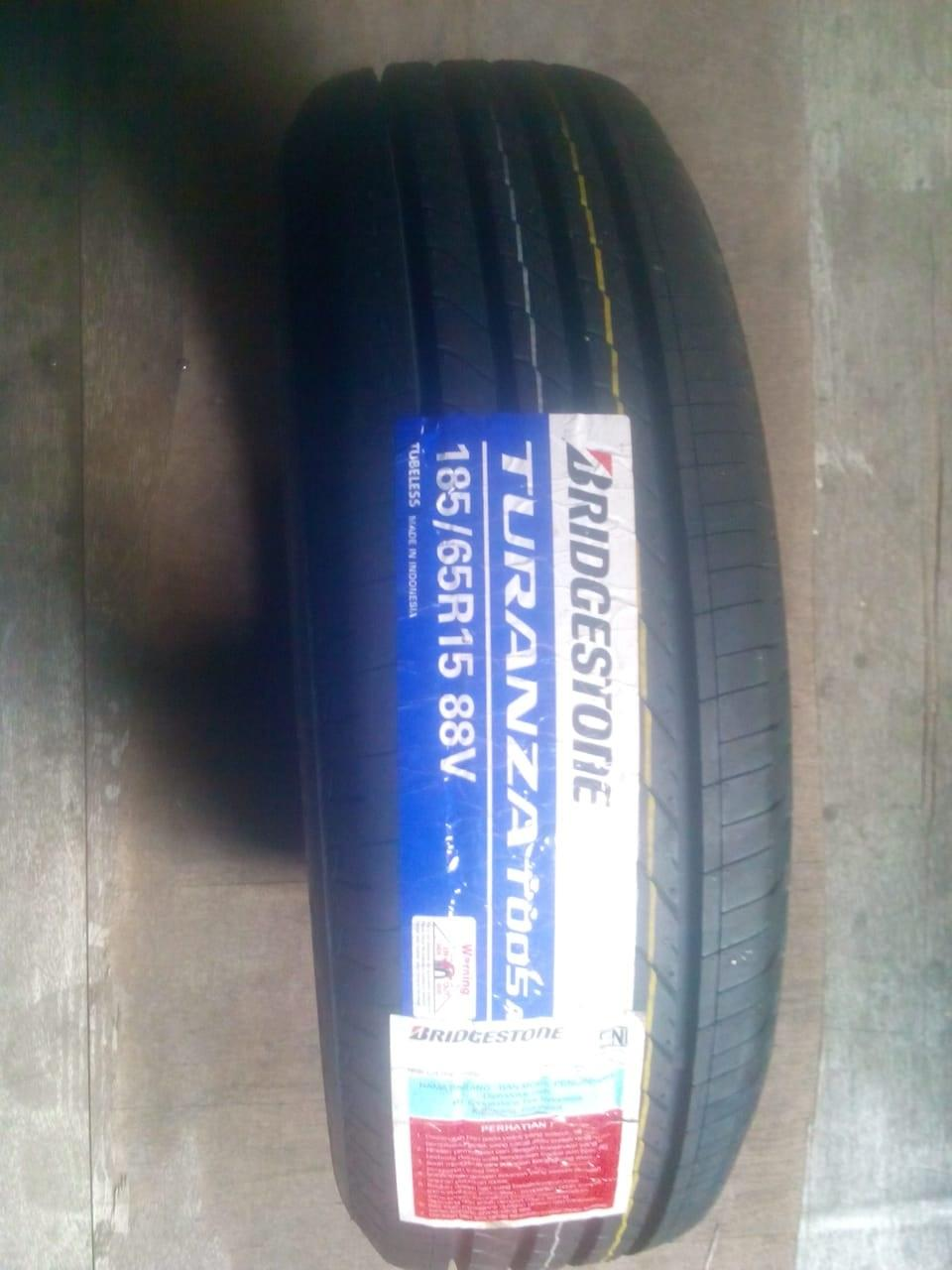 Jual Bridgestone Turanza Ar20 Murah Garansi Dan Berkualitas Id Store Ban Mobil T005a 185 65 R15 Vocer Rp 820000 Mobilidr820000