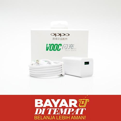Charger usb Compatible For Oppo Vooc output 4A 2 port Oem