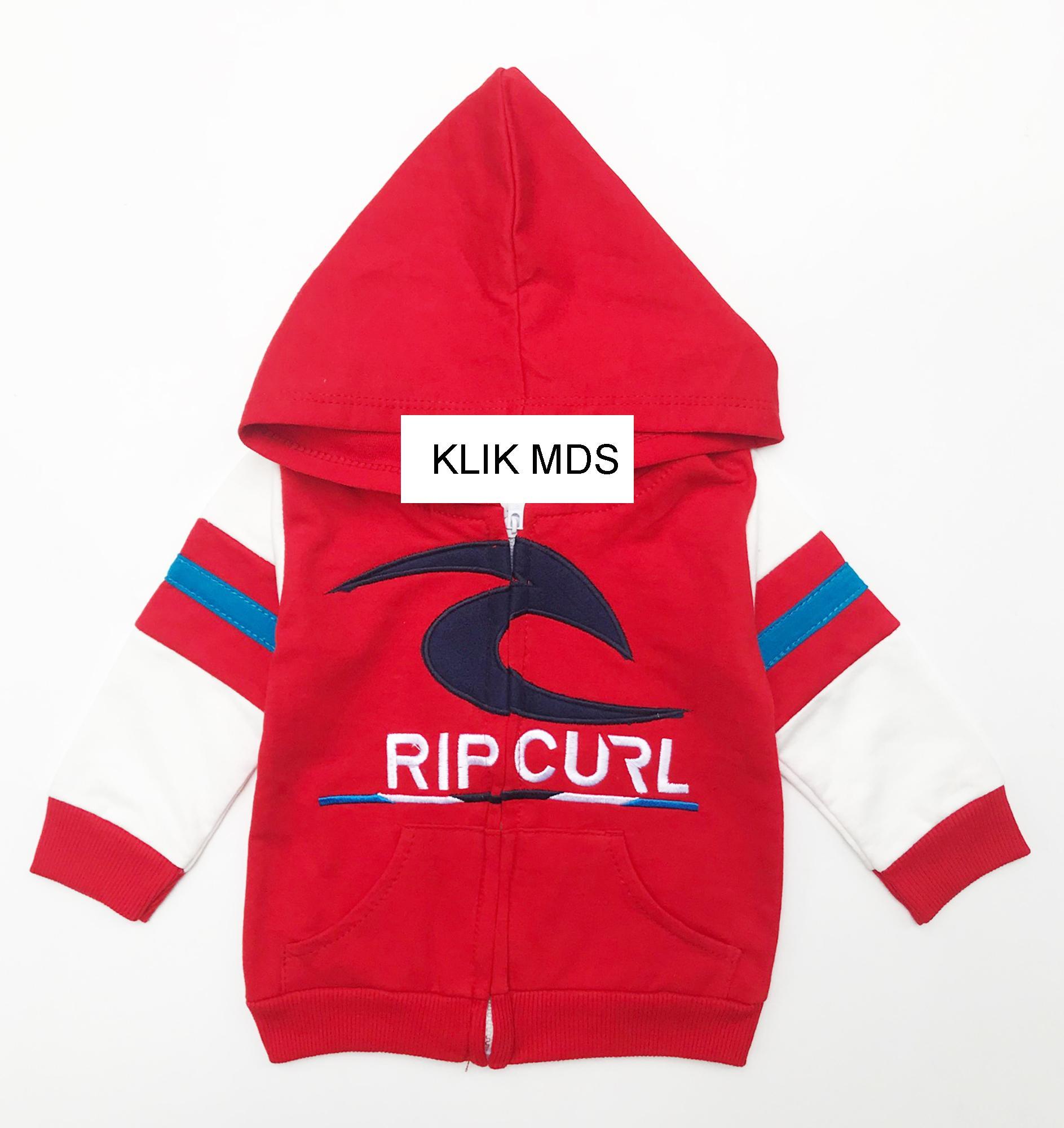Klik Mds Baju Jaket Anak Lelaki Bayi / Jacket Hoodie Sport Casual Motif CURL HANYA 1 UKURAN