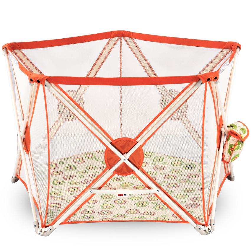 Twomother Tempat Bermain Anak Yang Portable - Orange By 3t Accessories.