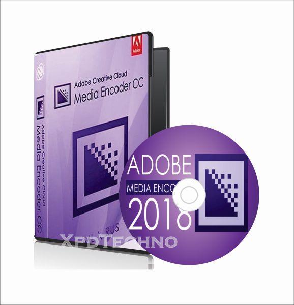 Adobe Media Encoder 2018 Full Version For Mac OS