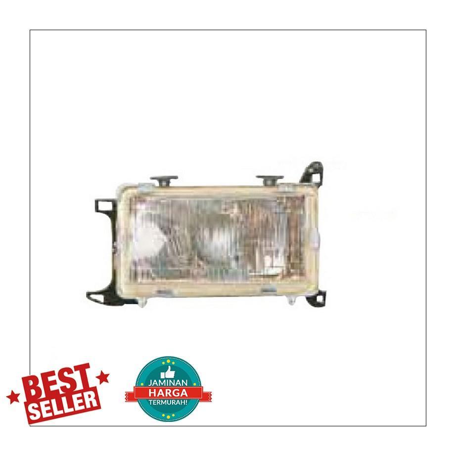 212-1103-RD Headlamp Toyota Cressida RX60 82-83 Glass