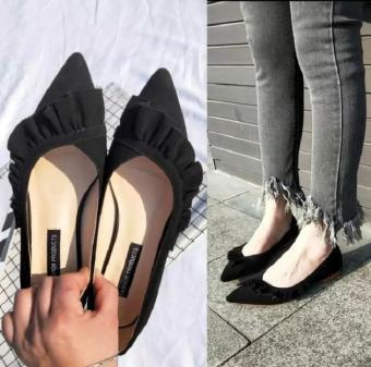 Pencarian Termurah Catherine - Flat Shoes Renda Winky Girl harga penawaran - Hanya Rp27.126