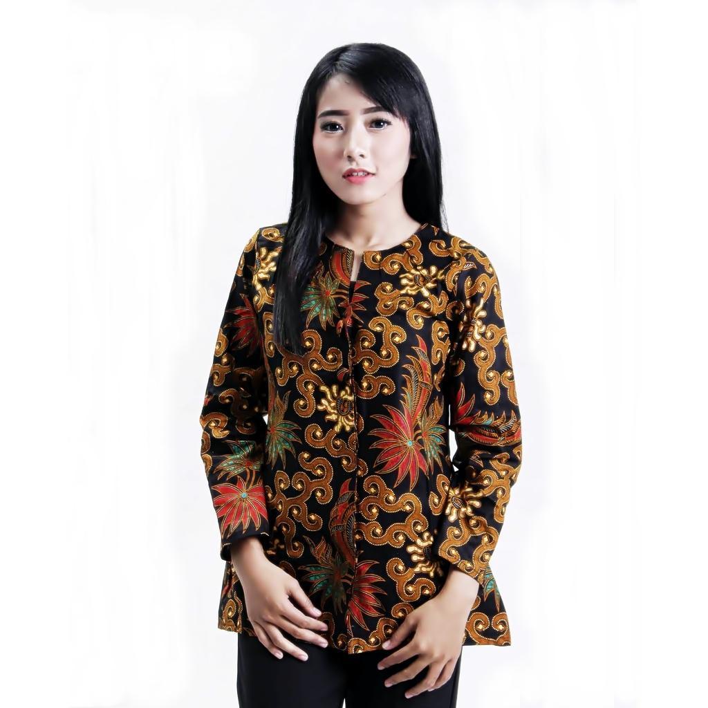 Batik - Blouse Batik   Blus Batik   Blouse   Blus   Baju Batik   Batik a4cd0f9a5a
