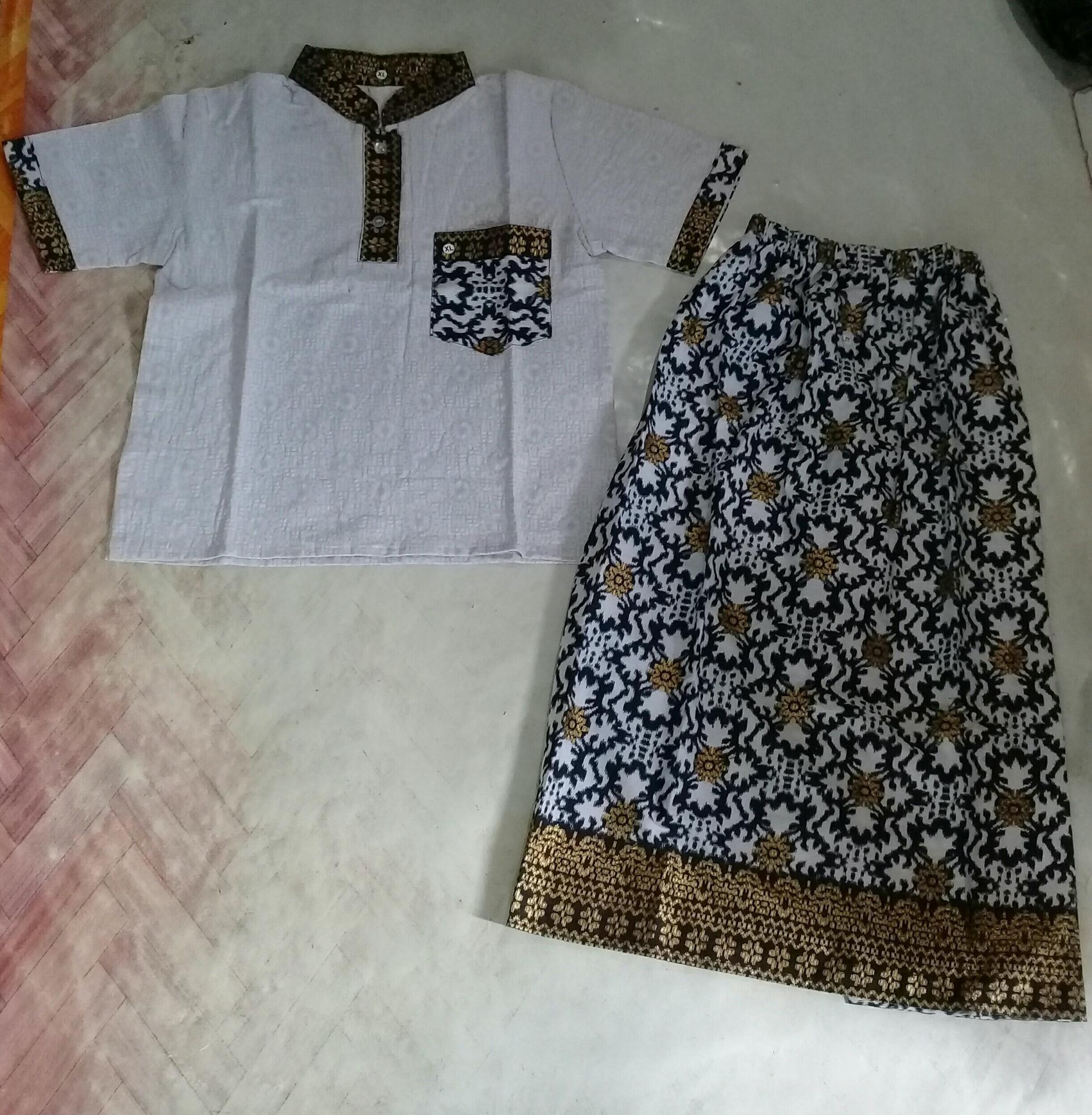 Sarcelko sarung celana koko anak size XXL (9-10th)