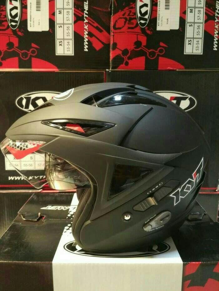 kyt scorpion king polos || helm kyt / helm bogo / helm full face / helm ink / helm sepeda /helm motor/helm nhk/helm retro/helm anak/helm gm