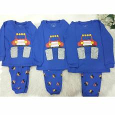 Baju Tidur Piyama Setelan Kaos Panjang Anak Laki-Laki Robot - Setelan Baju Anak terbaru / Setelan Baju Anak termurah / Setelan Baju Anak berkualitas ...