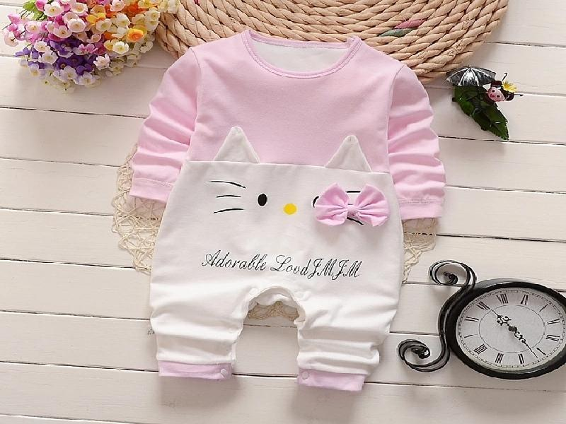 New Arrival jumper gambar hello kitty for baby girl
