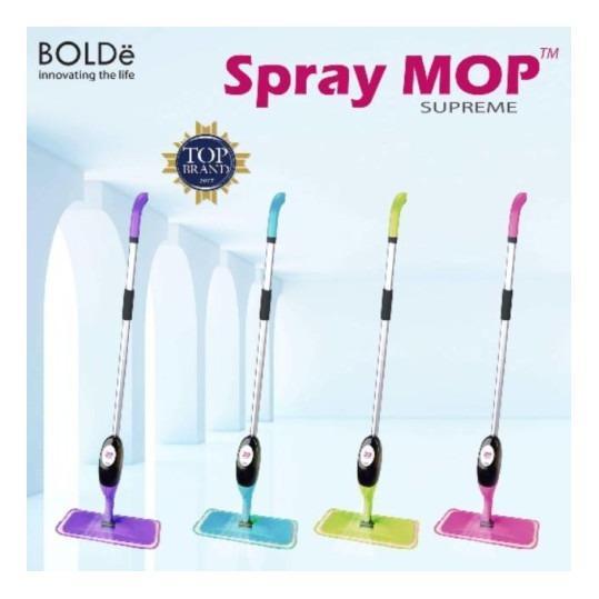 Spray Mop Supreme / Alat Pel Praktis - Solusi Bersih Dengan Cara Mudah