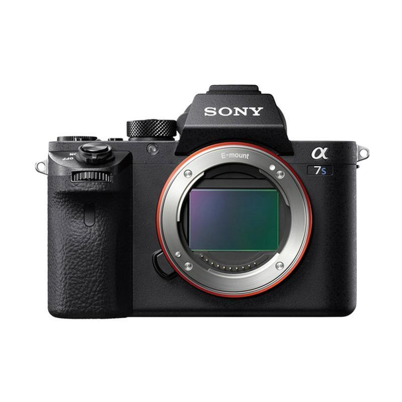 Sony Alpha A7S II Body Only Kamera Mirrorless Black
