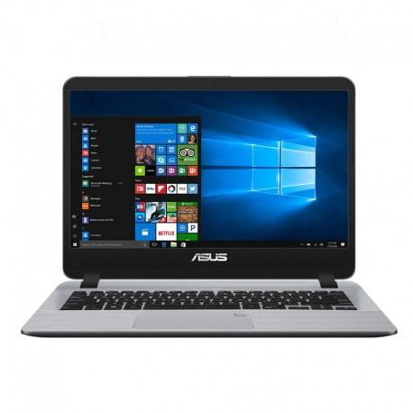 Asus A407UA-BV319T - Intel Core i3-7020U - RAM 4GB - 1TB - 14' - Windows 10 - Star Grey