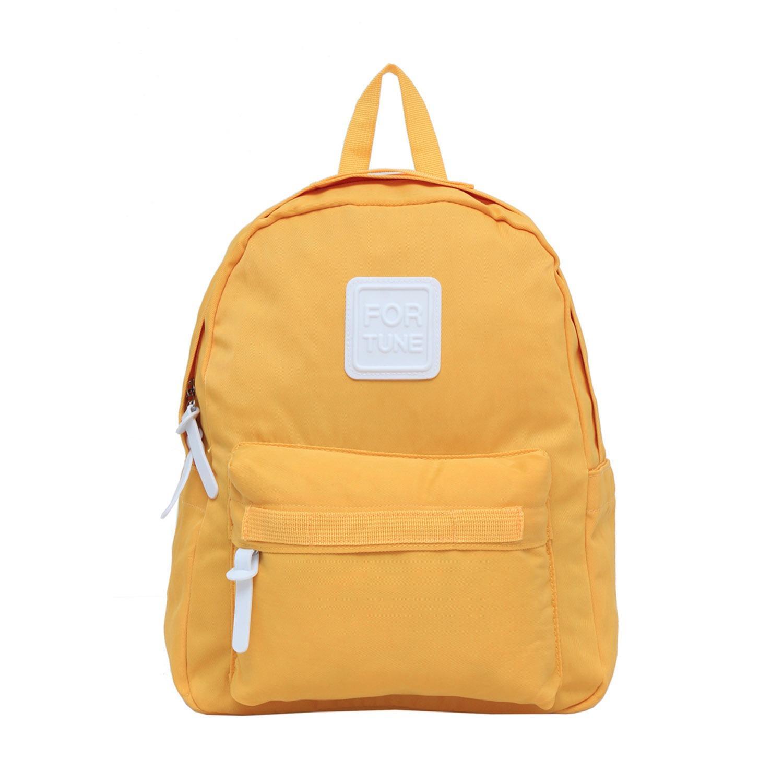 Elizabeth Bag Charlize Medium Backpack Yellow