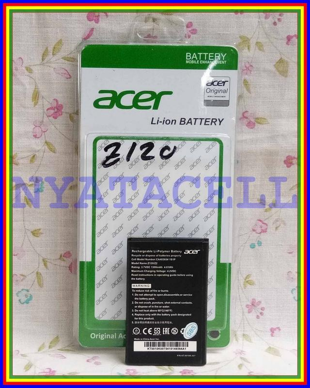 Baterai Ori 99 Acer Liquid Z2 Z120 Z110 Batre Original 99%