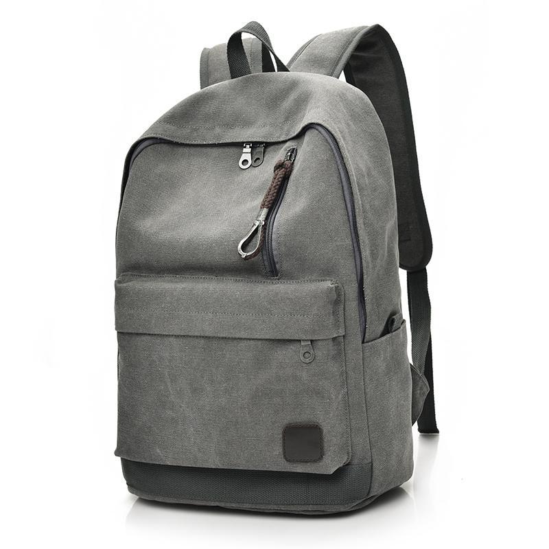 Mairu Tas Ransel Laptop Pria Wanita Sekolah Backpack