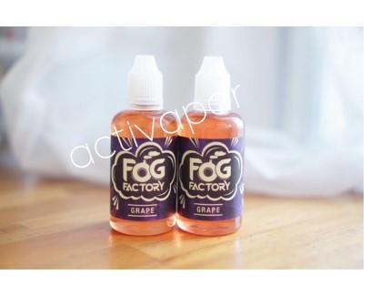 Eliquid e liquid FOG FACTORY Grape 55mL Premium Eliquid ejuice Liquid Vape Vapor