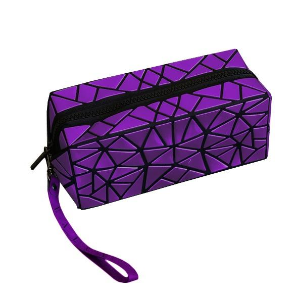 Haluu Essentials Cosmic Makeup Pouch - Cressida (Purple)
