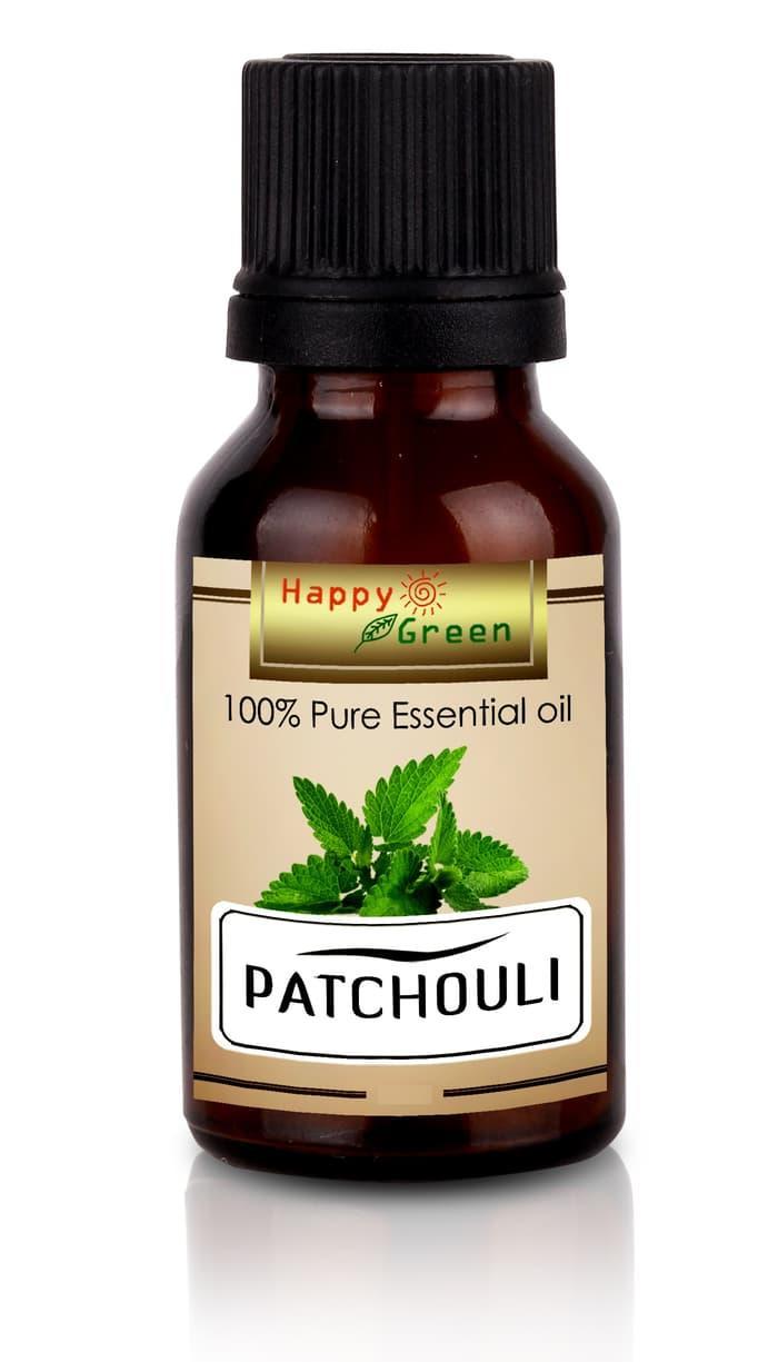 SALE - 80 ml Patchouli Essential Oil (Minyak Nilam) - Happy Green