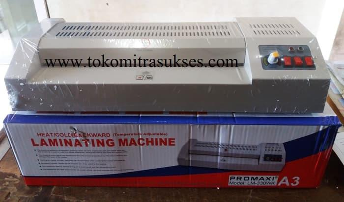 Promo  Mesin Laminating A3 Promaxi LM-330  Original