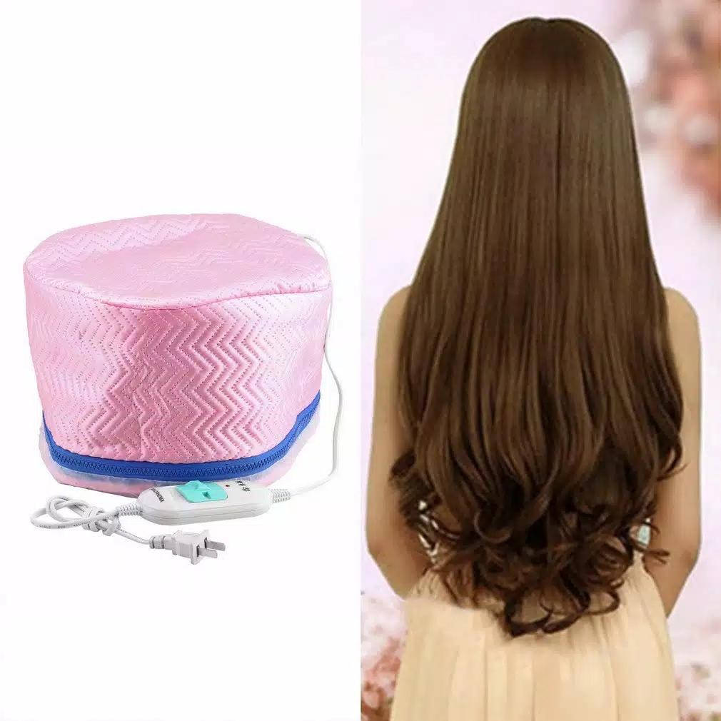 Buy Sell Cheapest Hair Mask Creambath Best Quality Product Deals Makarizo Energy Aloe Ampamp Melon Extract Sachet 30 Gr Electric Thermal Treatment Beauty Nourishing Care Hat Steamer Spa Cap Rambut