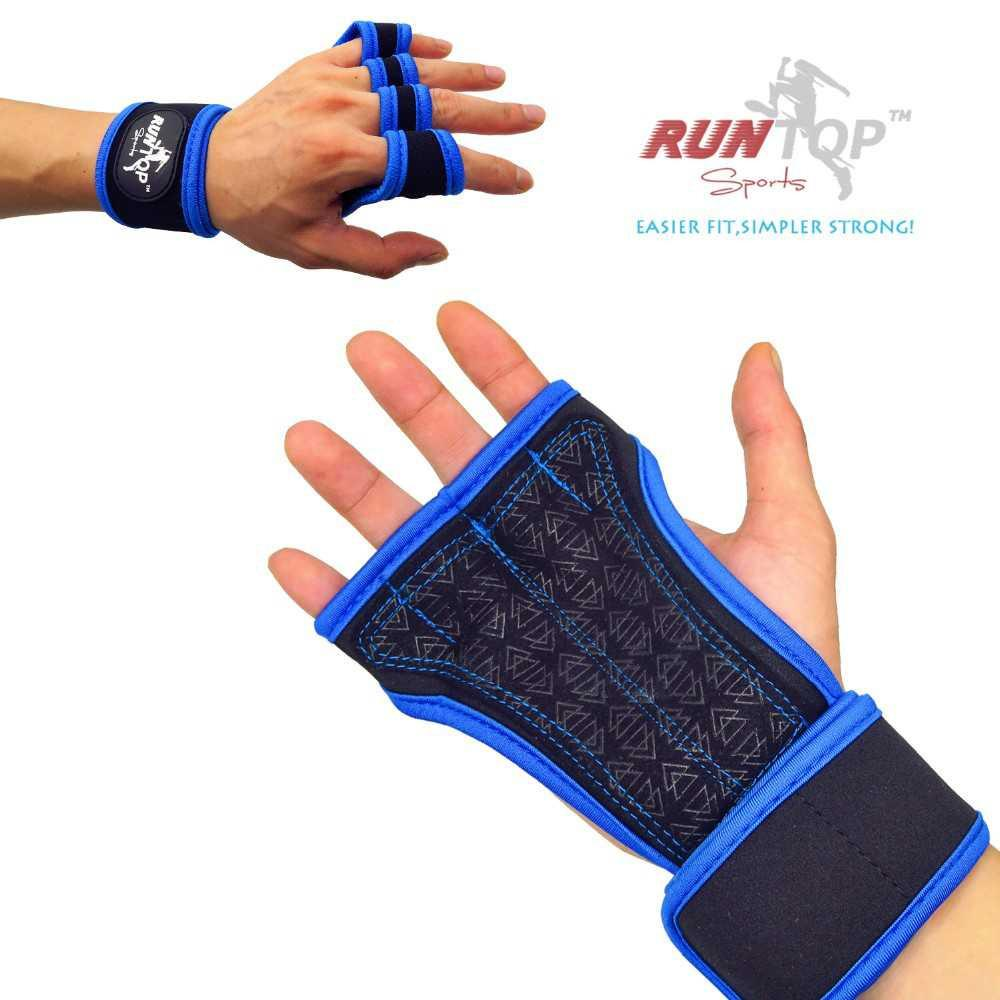 Sarung Tangan Gym Weight Lifting Glove Support / sarung tangan fitnes / sarung tangan angkat beban / sarung tangan senam / sarung tangan gym