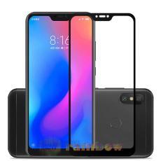 Rainbow Tempered Glass Xiaomi Mi A2 Lite Full Screen Protector Xiaomi Mi A2 Lite Black Temper