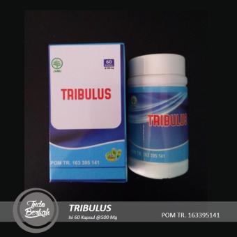 Harga preferensial TRIBULUS Isi 60 Kapsul - Reg BPOM TR - Untuk Stamina & Kesuburan Pria Wanita beli sekarang - Hanya Rp113.250