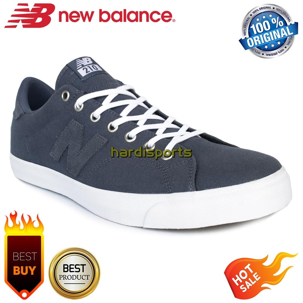 Sepatu Sneaker Pria New Balance ASM 210 AM210NVG - Navy