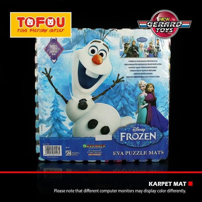 Dixon Keset Busa Character 40x60 Frozen 1 -Multi Colour. Rp 35.000. Rp 88.000