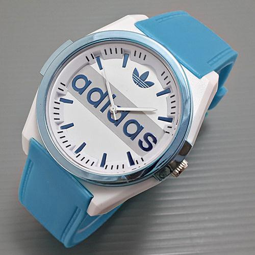 ADIDAS SPORT WATCH- Jam Tangan Wanita KASUAL FASHION SPORTY RUBBER STRAP