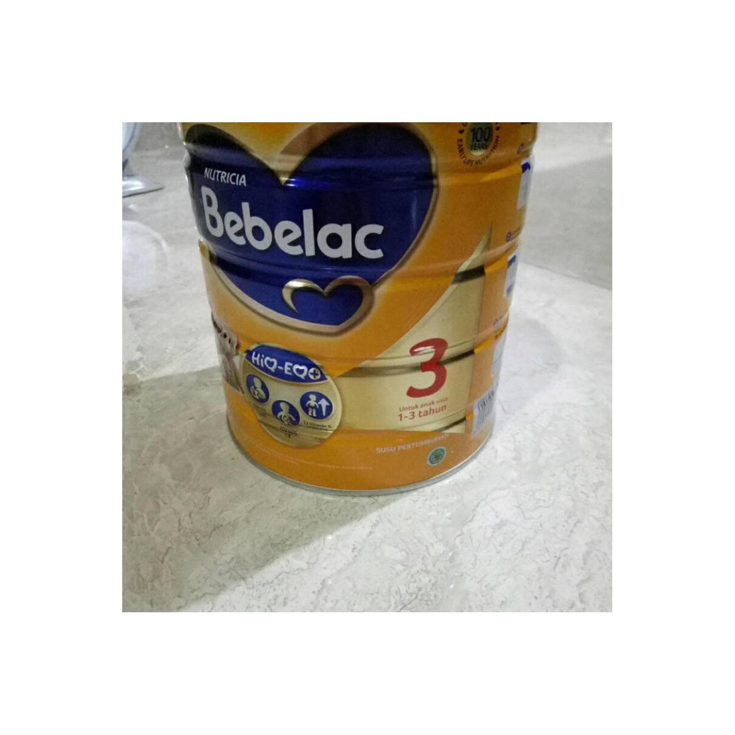 Jual Susu Anak Nutricia Murah Garansi Dan Berkualitas Id Store Rajasusu Bebelove 2 800 Gr Rp 280000