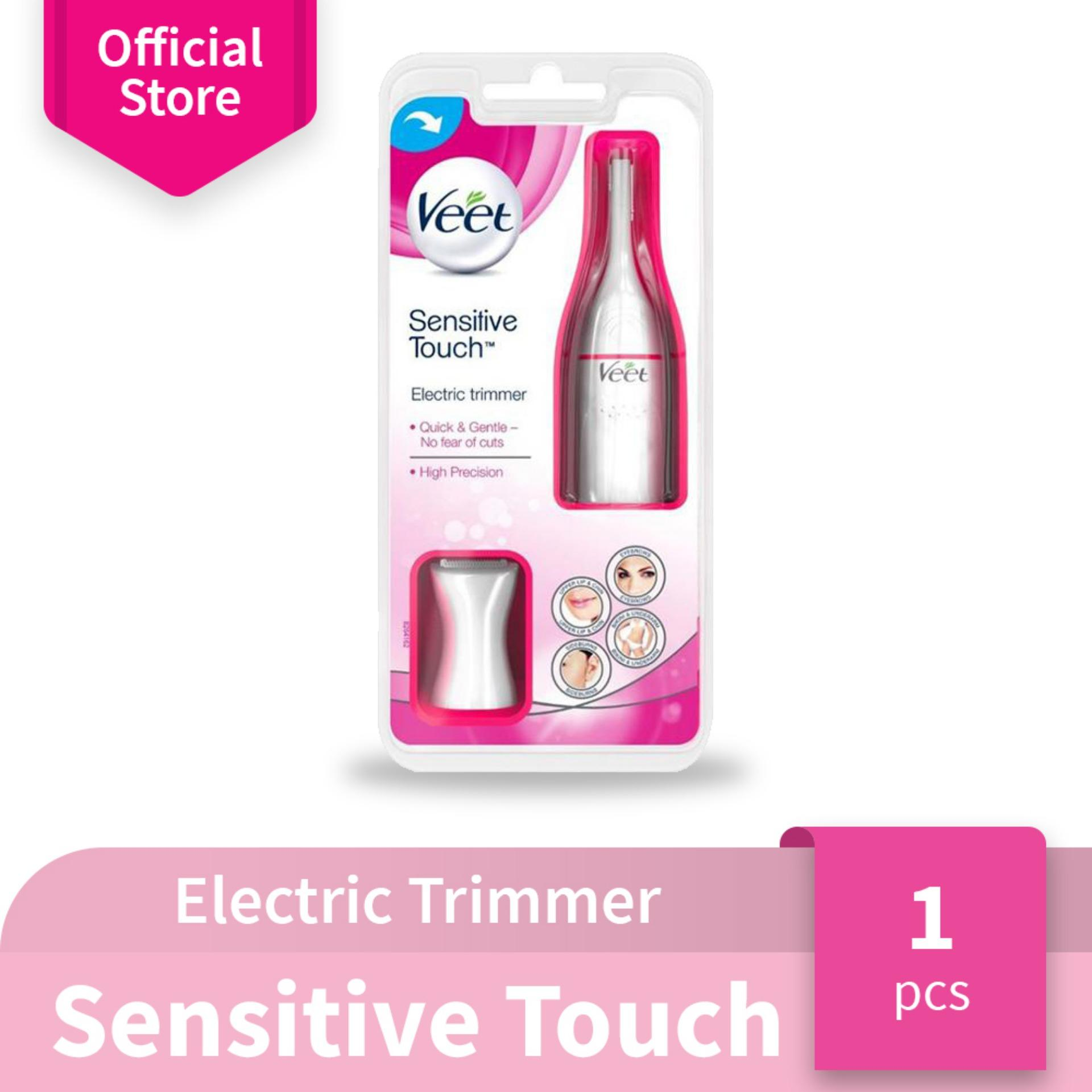Veet Sensitive Touch Electric Trimmer - Penghilang Bulu   Pencukur Bulu 5bd1360022