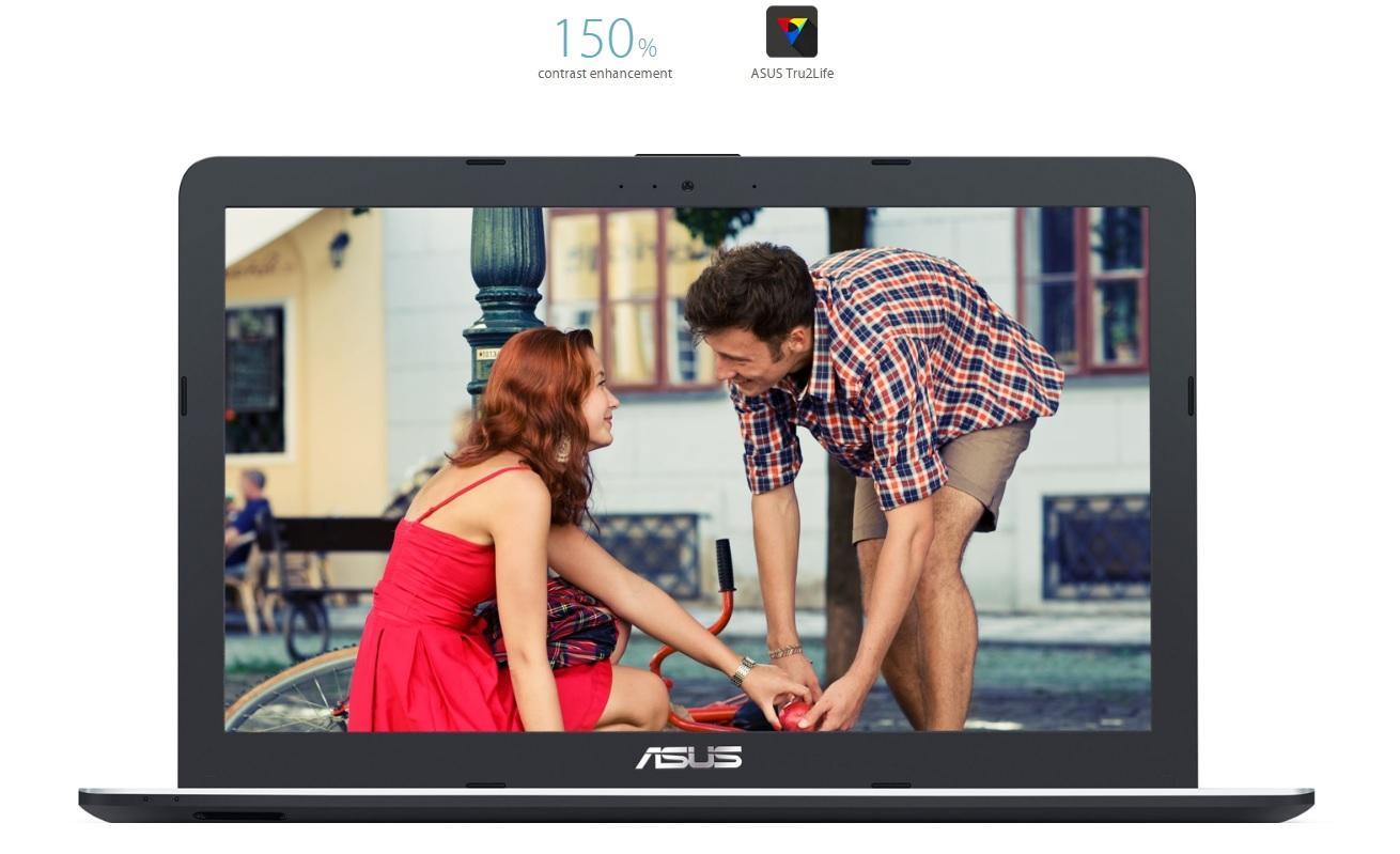 ASUS X441BA-GA411T A4 9125 4GB 500GB 14