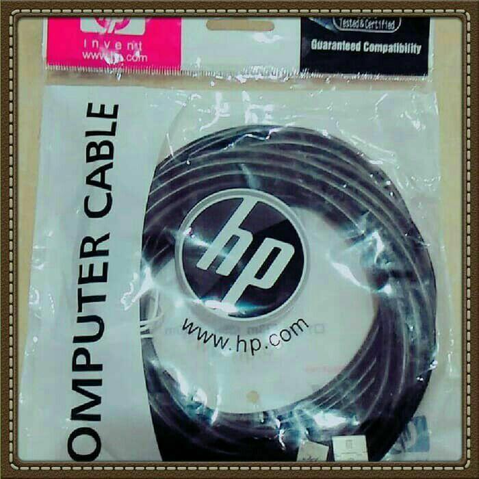 Kabel Printer USB 2.0 HP 5 Meter / Cable Printer HP 5Meter Original