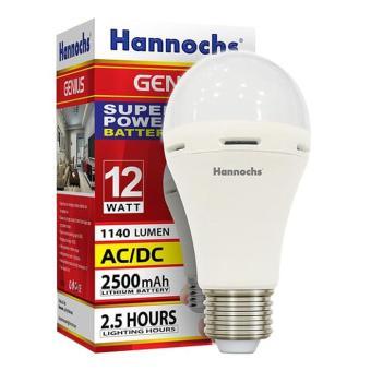 Harga preferensial Lampu Led Hannochs Genius 12w Sentuh Hidup Otomatis Nyala beli sekarang - Hanya Rp62.288