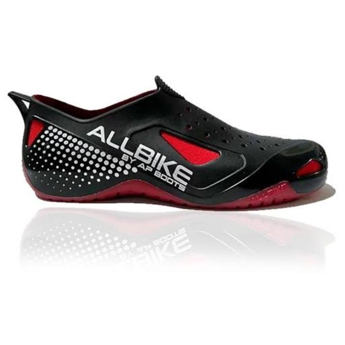 Sepatu Ap Boots Allbike Merah By Lbag Store.