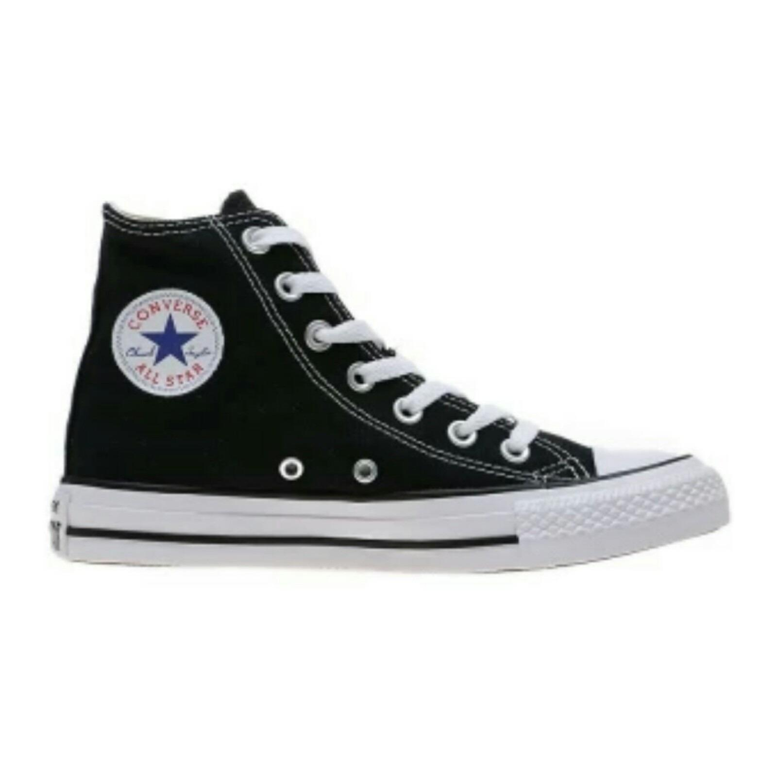 Sneakers Converse All Star Ox Classic Canvas High - Black