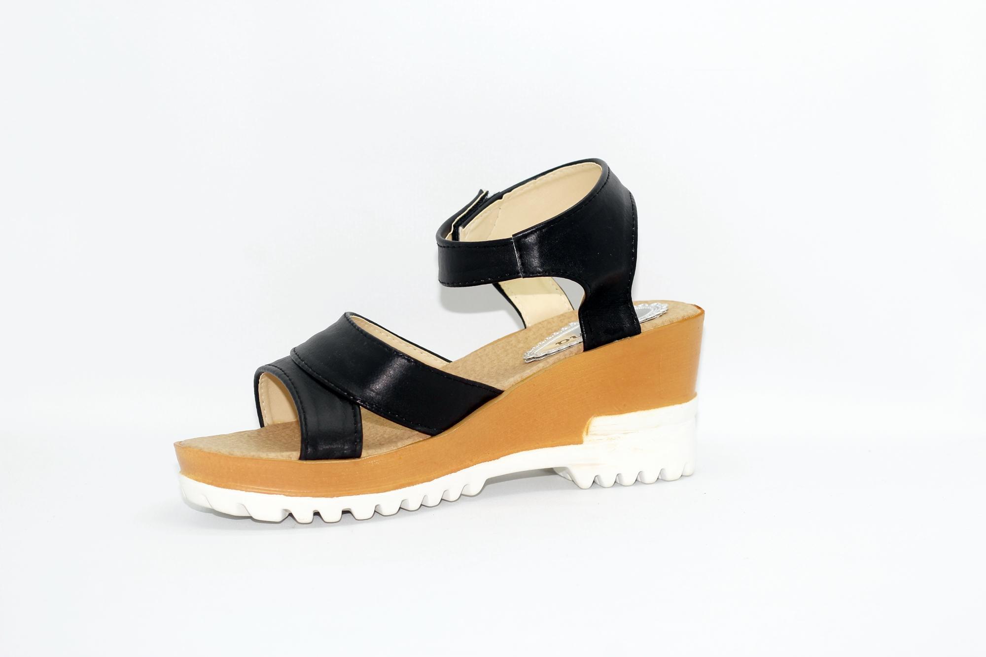 Ginshashop - Sepatu Wanita Wedges Alexa GWS-1176 Sandal Wedges Murah sendal wedges / wedges
