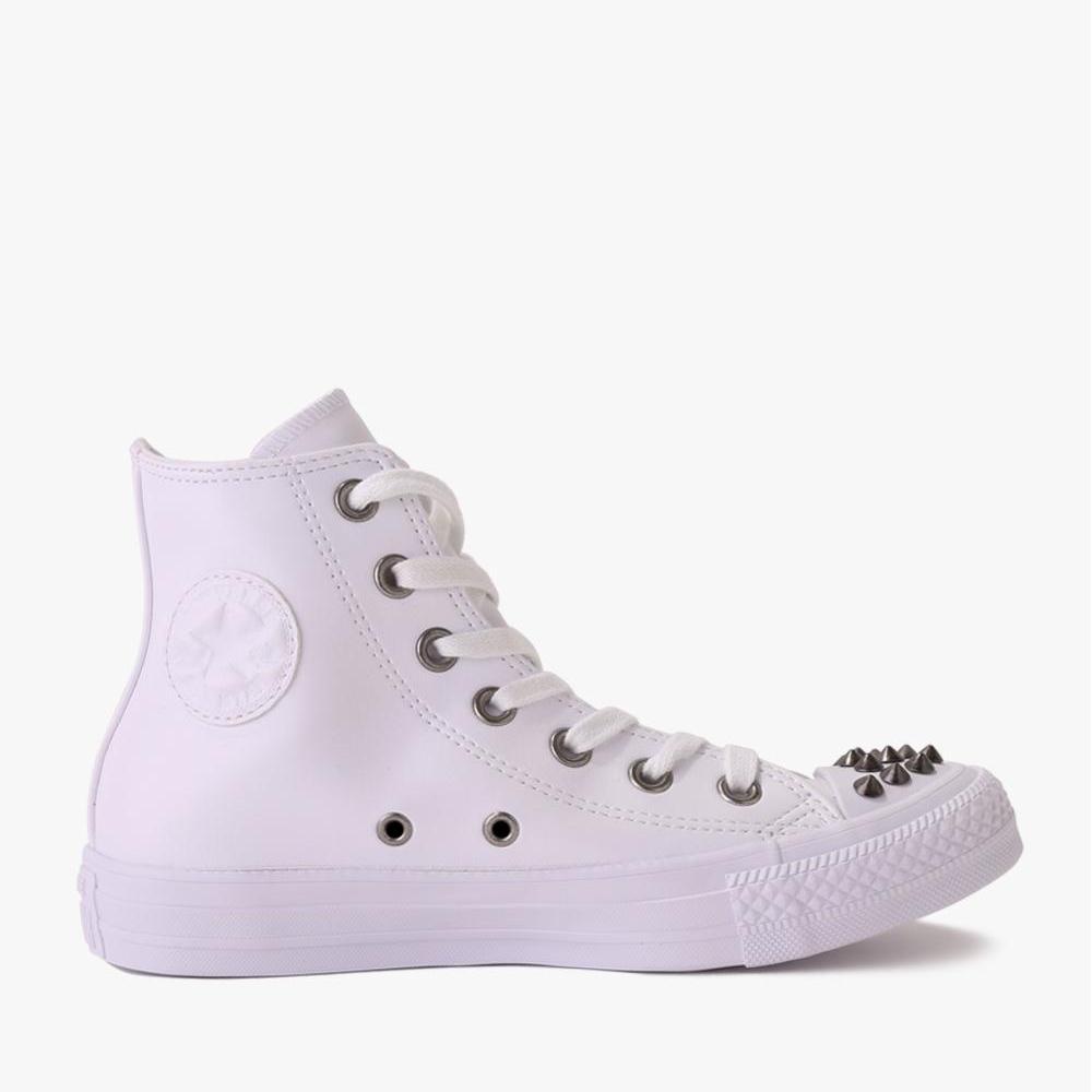 Converse Chuck Taylor All Star Hi Women's Sneakers Shoes - Putih