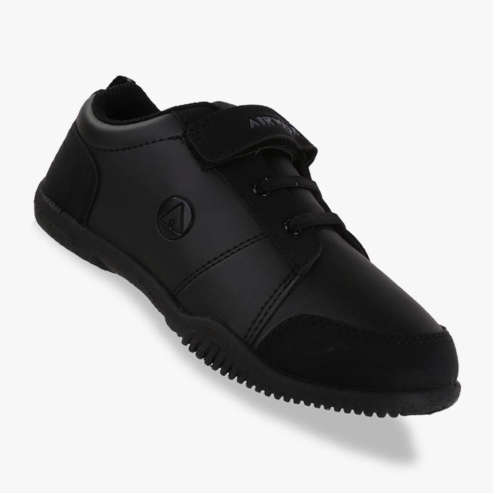 Airwalk Kool Jr Boy's Sneakers Shoes - Hitam