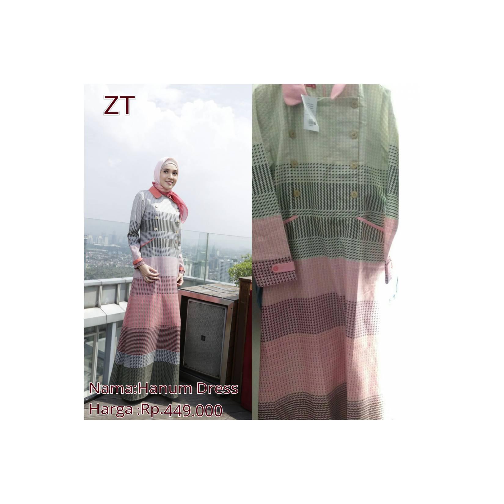 Zoya Gamis Hanum Dress